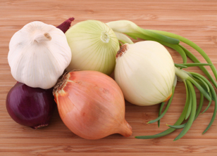 Garlic and other allicins