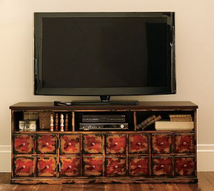 Pottery Barn's Andover Media Console