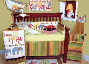 Bedding Top 10 Baby Shower Gifts