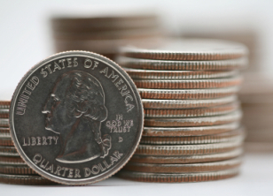 Rolls of Quarters