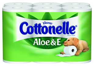 Extra Gentle on Sensitive Skin toilet paper