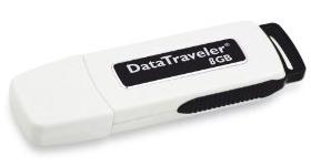 Portable flash drive