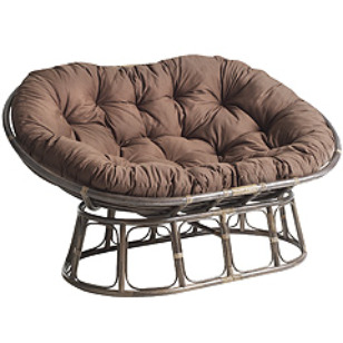 Exceptional Pier 1 Importâu20ac™s Double Papasan Chair