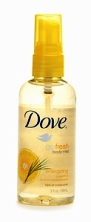 Dove go fresh Energizing Body Mist