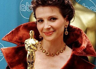 Juliette Binoche Wins Over Lauren Bacall Top 10 Oscar