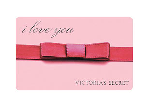 Victoria&#039;s Secret Gift Card