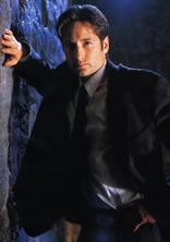 Fox Mulder from The X-Files