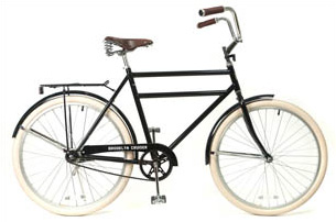 Bedford Men&#039;s City Bike by Brooklyn Cruiser