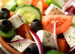 Make a weekly salad bar go far