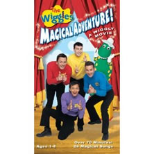 The Wiggles Magical Advenutre: A Wiggly Movie