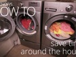 How To Save Time Around The House