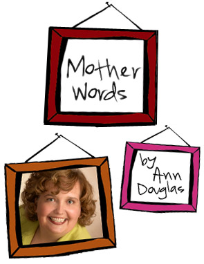 Mother Words - Ann Douglas