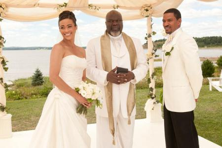 Jumping The Broom Has A Wedding Paula Patton As If But Honestly
