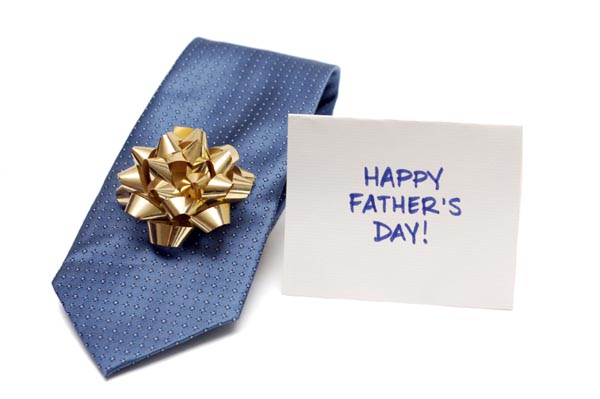 Fathers Day Tie Gift