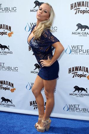 Hots Megan Wilkerson Nude Gif