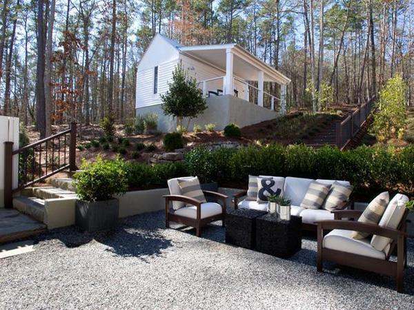 Sneak peek: HGTV Green Home 2012 on Farmhouse Outdoor Living Space id=67536