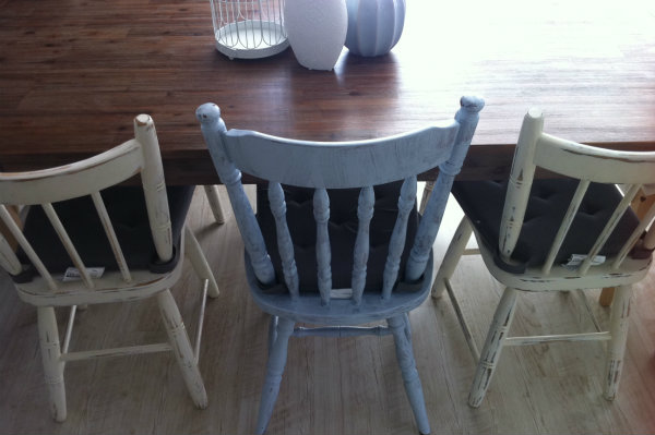 shabby chic dining chairs how to shabby chic a dining table chair 8016