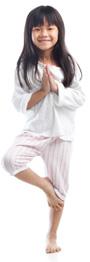 namaste fun yoga poses for kids