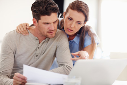 Many couples have their own preferences for paying bills, saving money and handling household finances.