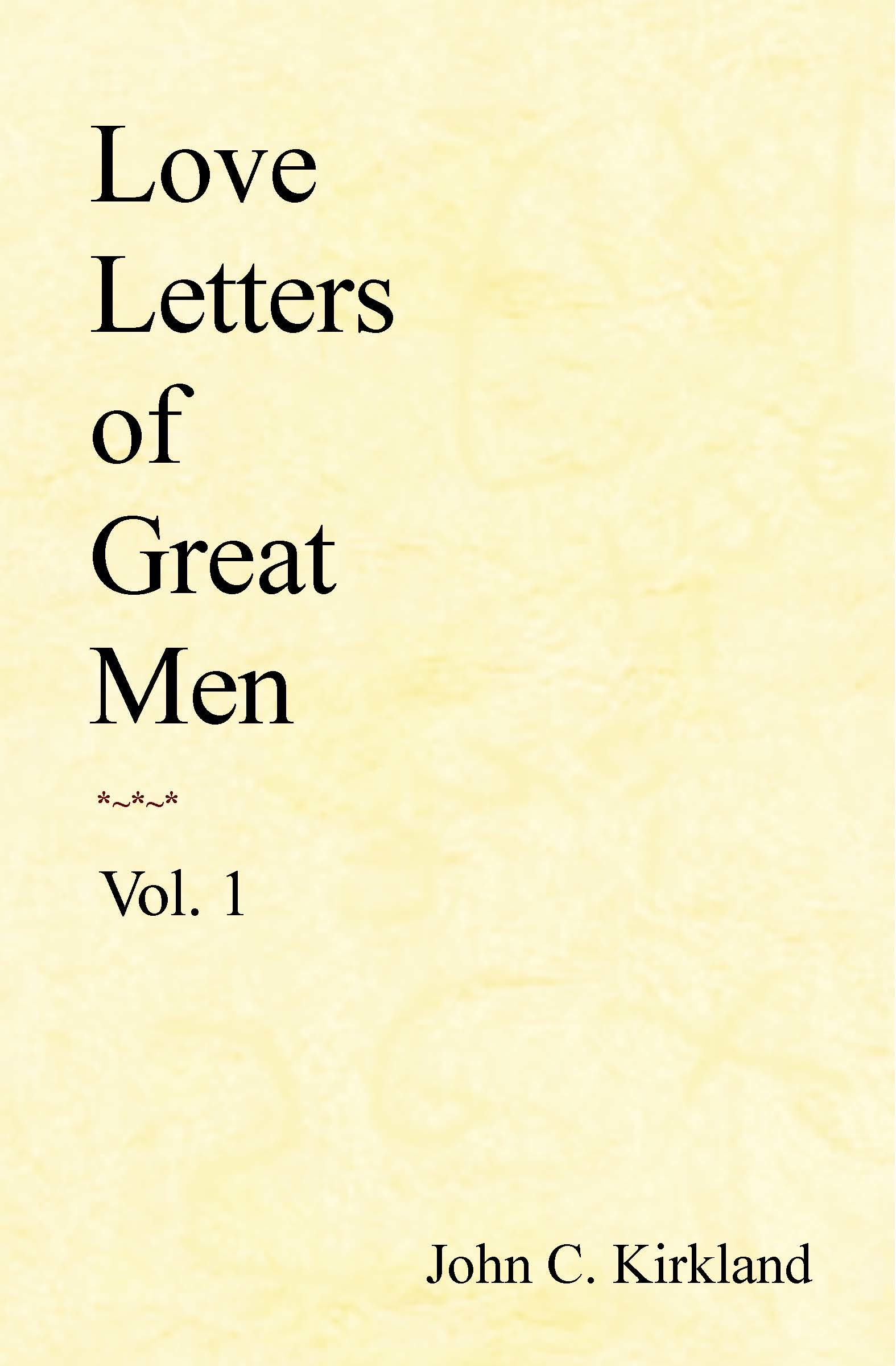 love letters of great men best books of letters 271