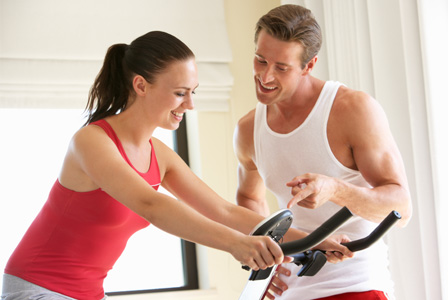 personal training fitness secrets to try at home