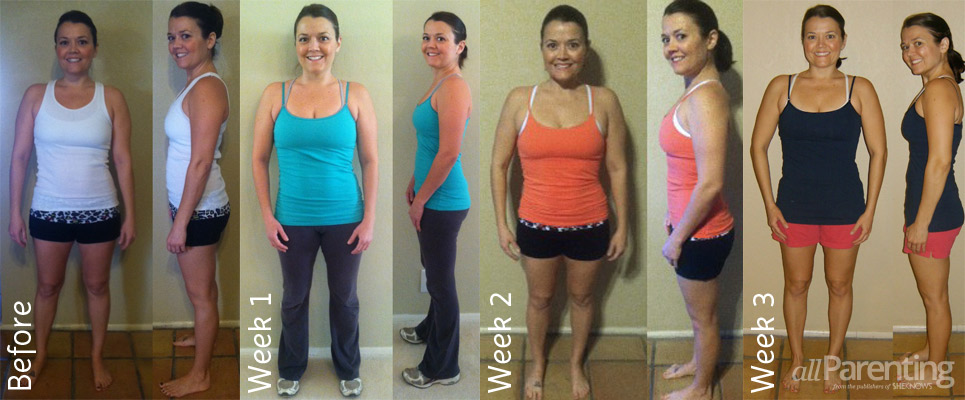 2 weeks induction no weight loss