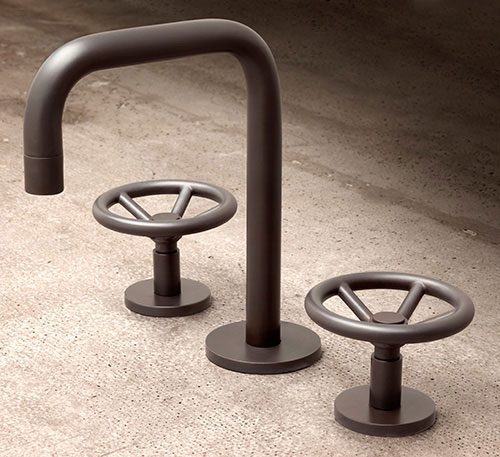 industrial style bathroom fixtures industrial faucet 18891