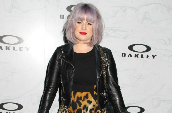 Kelly Osbourne – Tired But Not Pregnant!