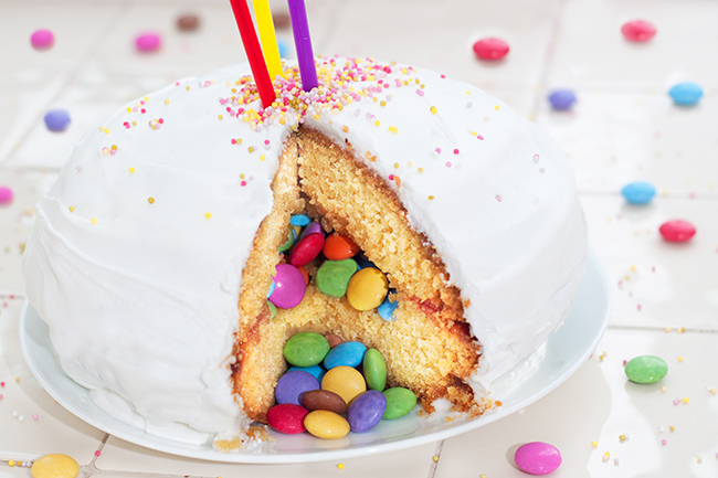 Best Birthday Cakes Pinterest