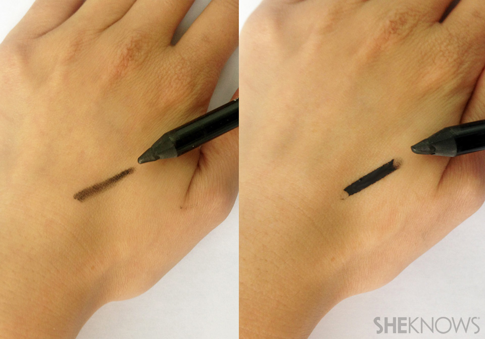 DIY Gel Eyeliner Without Vaseline