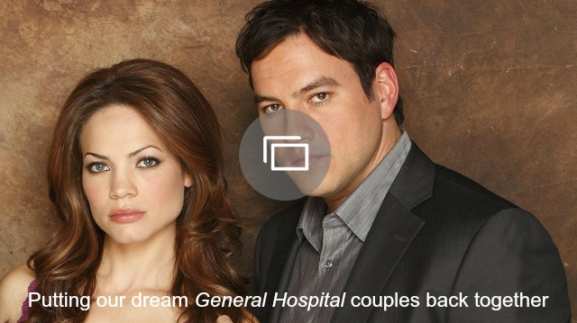 general hospital couples slideshow
