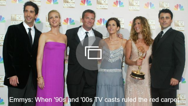 emmys 90s tv casts slideshow