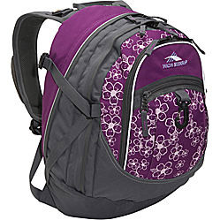 purple backpack - High Sierra Fat Boy Pack from eBags.com