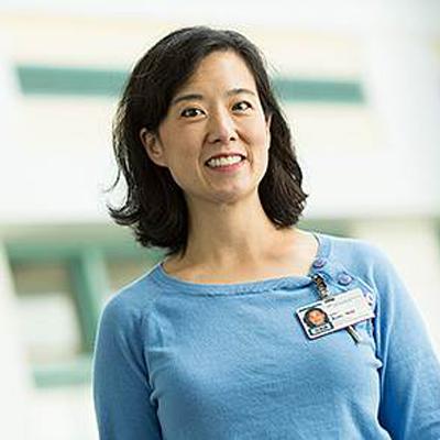 Julie Kim, MD, PhD.