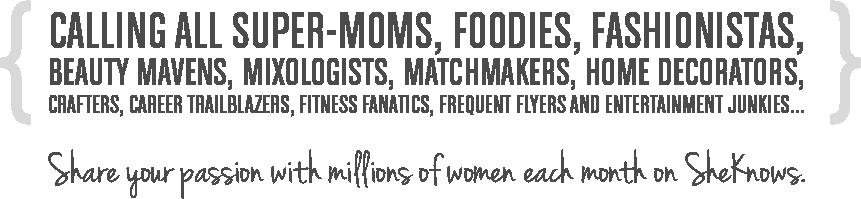 Calling all Super Moms