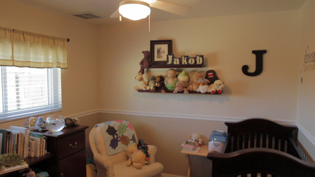 Baby's Room - Before