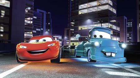 No. 9 -- Cars 2