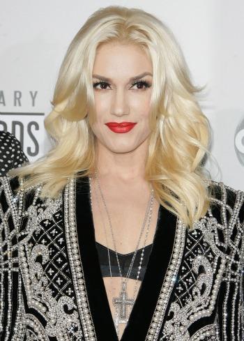 Gwen Stefani at the AMAs