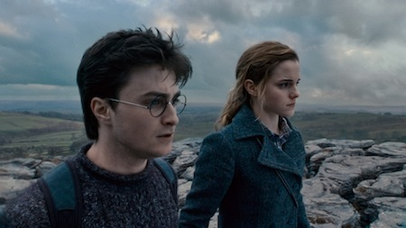 No. 7 -- Harry Potter and the Deathly Hallows: Part 1 & 2