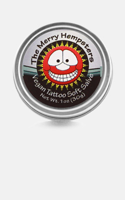 Merry Hempster's Tattoo Soft Salve