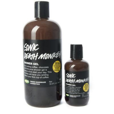 Sonic Death Monkey Shower Gel