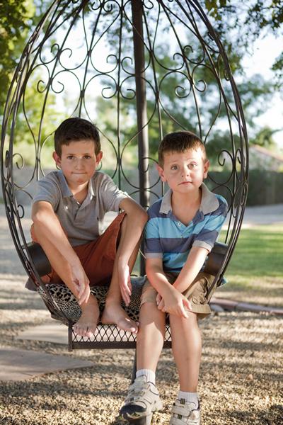 Julien and Simon