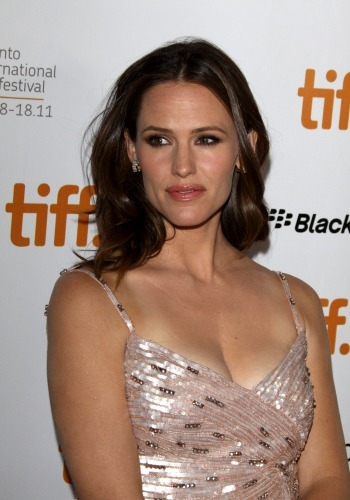 Jennifer Garner at the Butter premiere