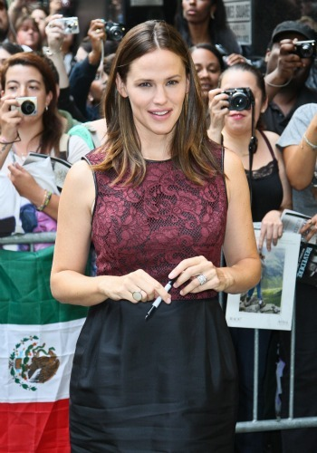 Jennifer Garner on Good Morning America