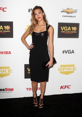 Jessica Alba at the VGAs