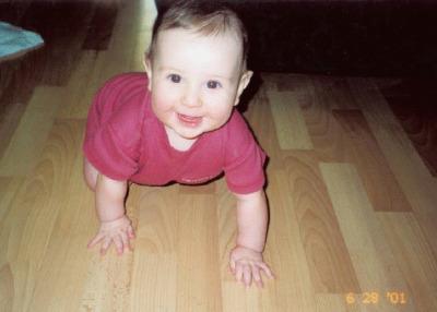 Julien - 8 months old