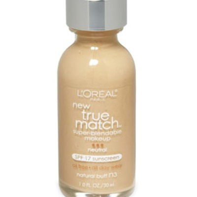 L'Oreal Paris True Match Blendable Makeup