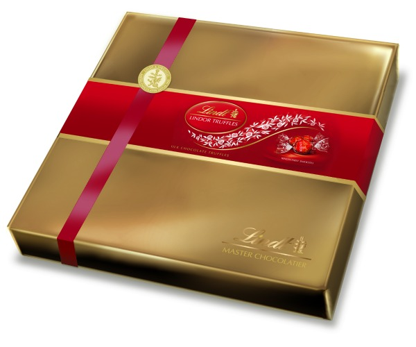 Lindt 9.7 Ounce Gift Box - Gift Ideas