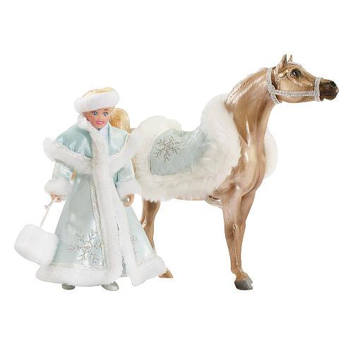 Breyer Holiday Classics Gift Set Snowflake Amp Angel