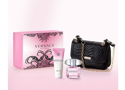 Versace Bright Crystal Deluxe Gift Set - Gift Ideas